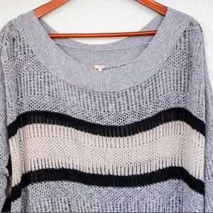 Free People Tops - Free People | Striped Long Sleeve Top